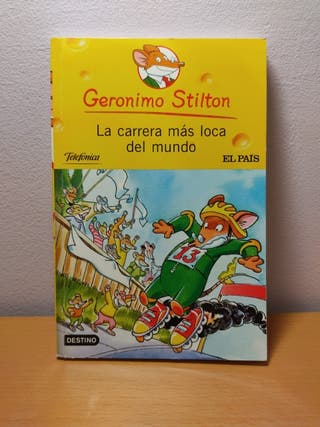 Libro Gerónimo Stilton