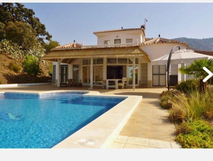 Casa Rural (Arenas, Málaga)