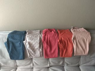 lote 5 pantalones