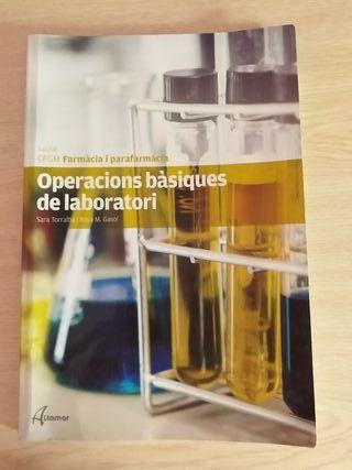 libro operaciones básicas de laboratorio