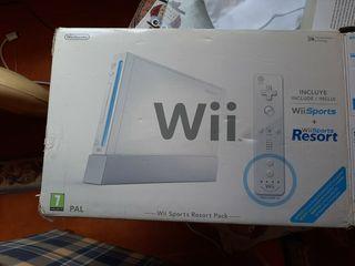Wii sports resorts