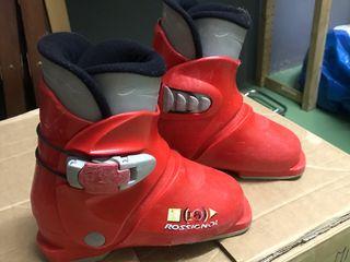Botas esqui niño Rossignol