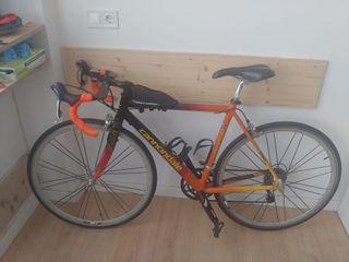Bici de carretera CANNONDALE caad4 talla S