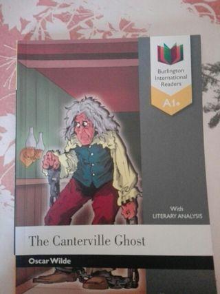 libro de lectura en inglés (The Canterville Ghost)