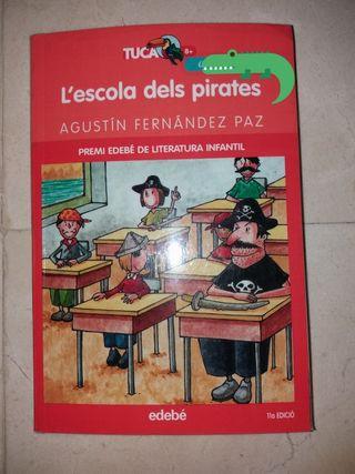 Libro l'escola dels pirates