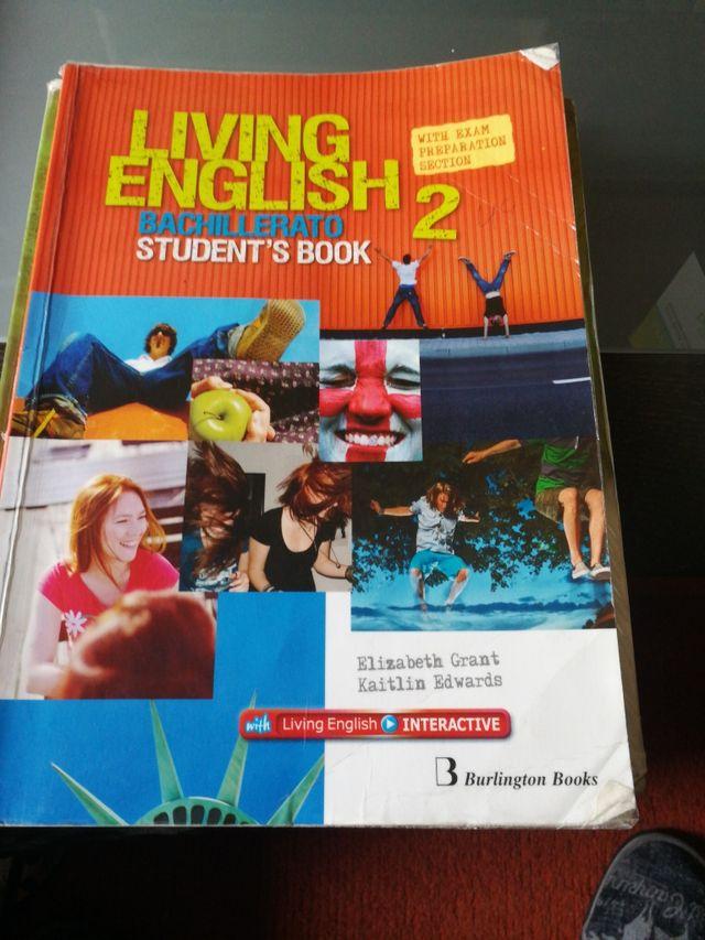 LIVING ENGLISH STUDENT'S BOOK 2 BACH