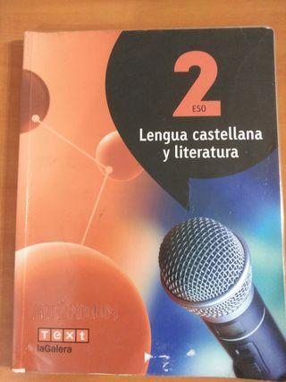 2 ESO Lengua castellana y literatura