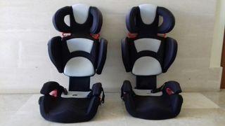 silla Chicco coche Isofix grupo 2/3