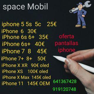pantallas de iphone desde 19.99