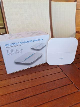 Alarma para Hogar (WiFi,GPRS,LAN,GSM...)