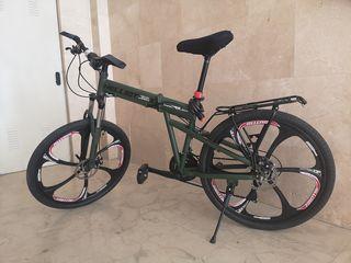 """Bicicleta Hummer 16"""""""