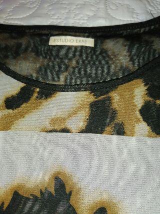 Blusa Erre de Raso talla S/M