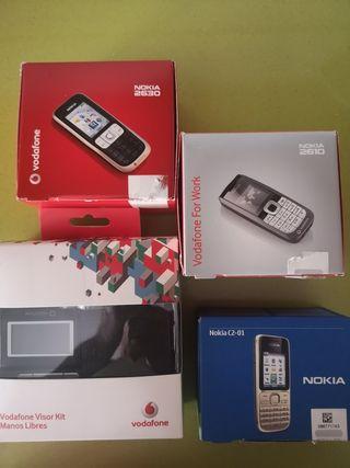 Teléfonos NOKIA NUEVOS