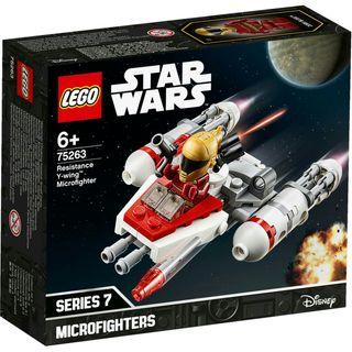 Lego Microfighter