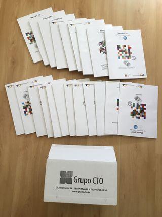 Manuales Grupo CTO Medicina 10ma edición completa
