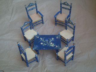 muebles juguete