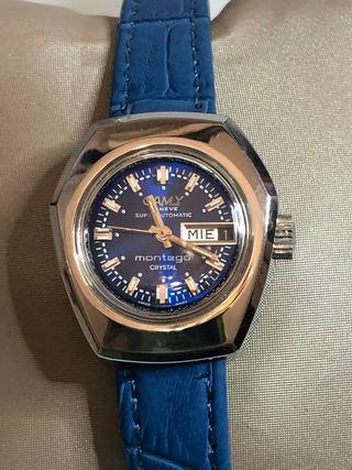 Reloj Superautomatico vintage original sin usar