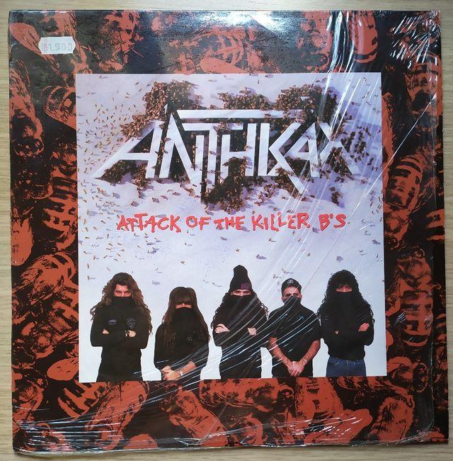 Disco de Vinilo Anthrax Attack Of The Killer Bs