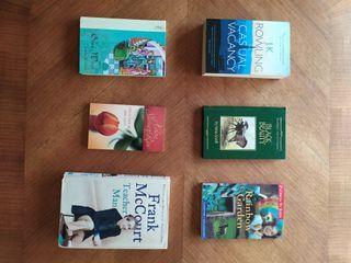 Libros de lectura (en ingles)
