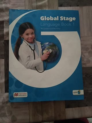 libros global Stage 1 primaria