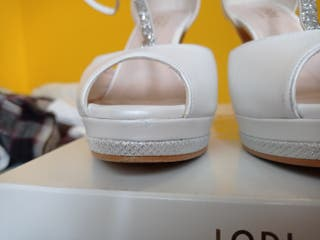 Zapatos de novia Lodi