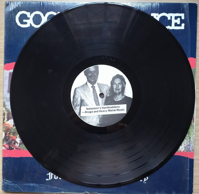 Disco de Vinilo Good Riddance For God And Country