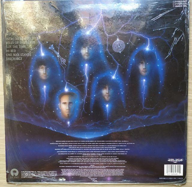 Disco de Vinilo Anthrax Persistence Of Time