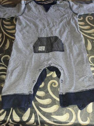lote ropa talla de 6 a 9 es de niño