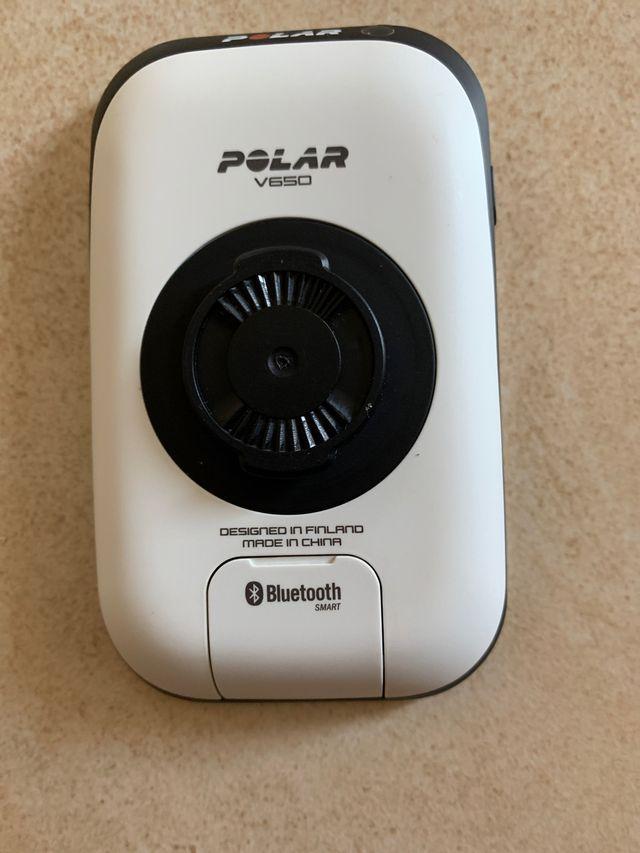 Ciclocomputador Gps Polar V 650