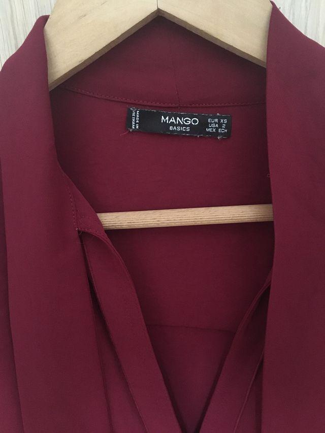 Pack 3 Camisas mujer Zara y Mango
