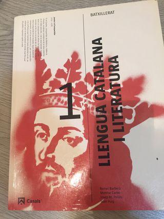 Libro 1 bachiller catalán