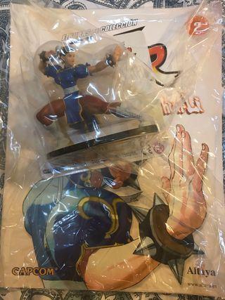 Chun-li Figura coleccion Street Fighter nº2
