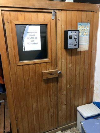 Sauna wicky