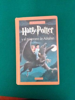 """""""Harry Potter y el prisionero de Azkaban"""""""