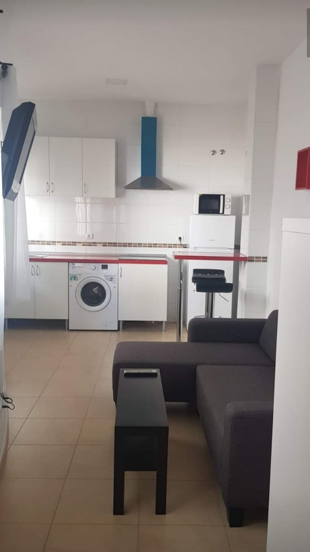 Precioso apartamento+garaje (Estación, Málaga)