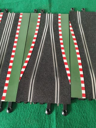 grand chicane Scalextric