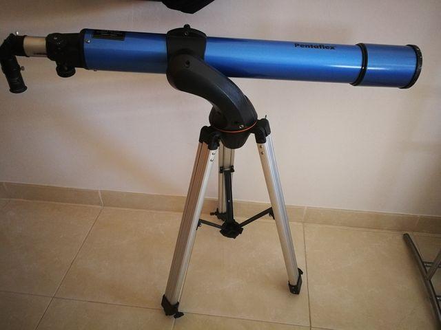 vendo telescopio totalmente nuevo