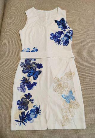 Vestido Desigual nuevo talla S/34