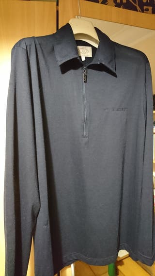 armani jeans jersey polo camiseta manga larga