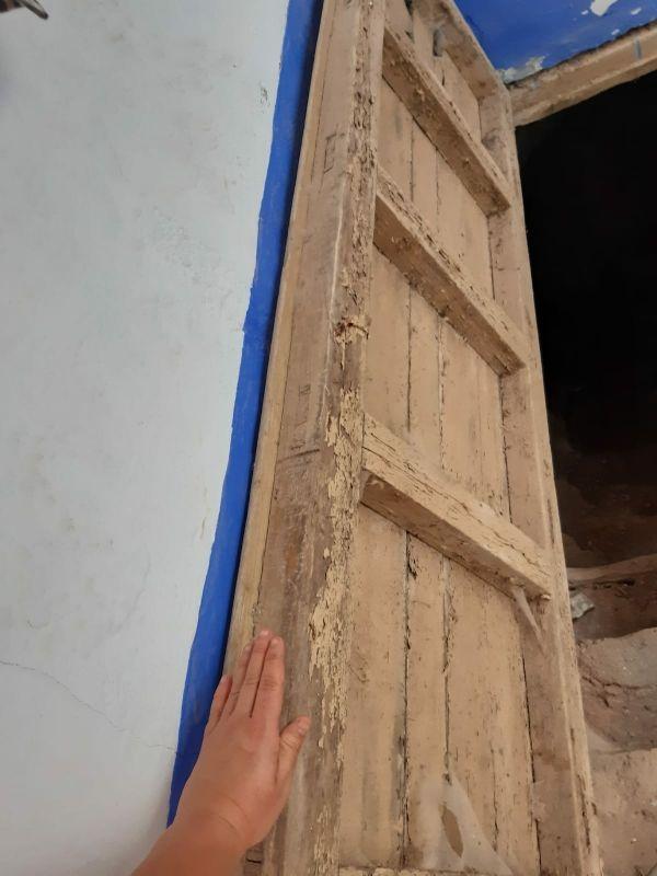 Puerta Cueva