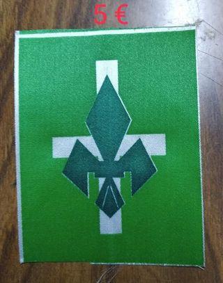 insignia promesa scout