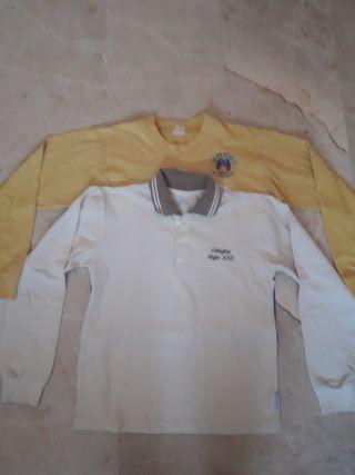 Polo y camiseta Colegio Marni