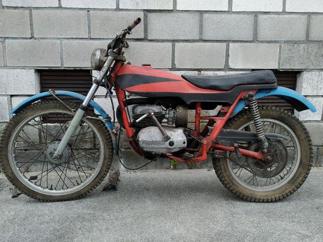 Bultaco Brinco 74