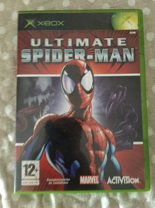 Juego: Ultimate Spider-man para Xbox360