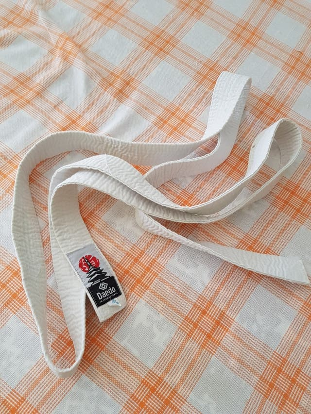 Traje/Kimono de Kárate