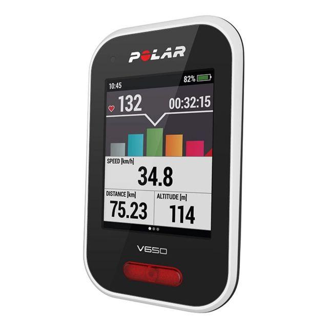 GPS bicicleta POLAR V-650
