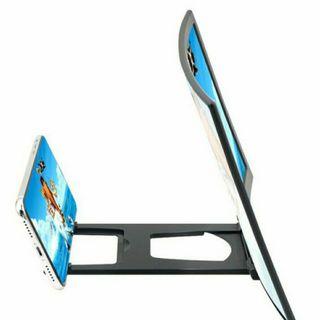 Amplificador de pantalla móvil 3D