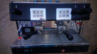 cafetera industrial en buen estado por cierre de n