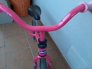 Bicicleta sin pedales. Chicco