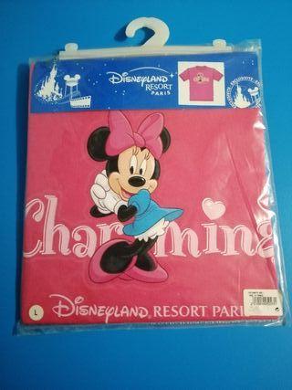 Camisetas Mickey y Minie Mouse a estrenar